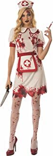Bloody Nurse Ladies Costume