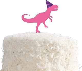 Best pink t rex cake Reviews
