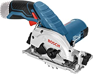 Bosch Professional 06016A1001 GKS 12 V-26 Cordless Circular Saw (Without Battery and Charger) - Carton, 33.8 cm*21.0 cm*1...