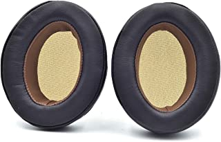 Replacement Brown Ear Pads Ear Cushion Compatible with Sennheiser HD1 Momentum 1 Momentum 2.0 (M2) Wireless Over Ear Headp...