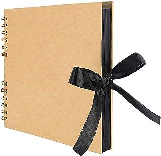 Album Photo Scrapbooking,Album Photo à Coller Album Photos Scrapbooking, Album Photo Scrapbooking Vierge Valentin Annivers...