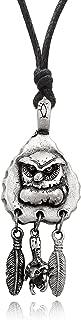 native american owl jewelry