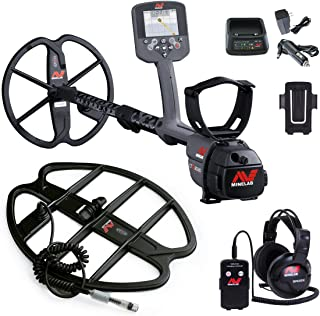 Minelab CTX 3030 Waterproof Metal Detector Special with 17 Smart Coil