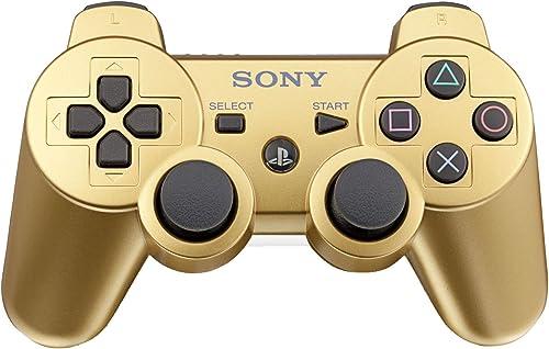 PlayStation 3 DualShock 3 wireless controller - Metallic Gold