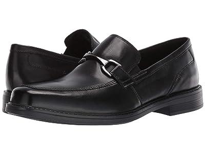 Bostonian Laureate Step (Black Leather) Men