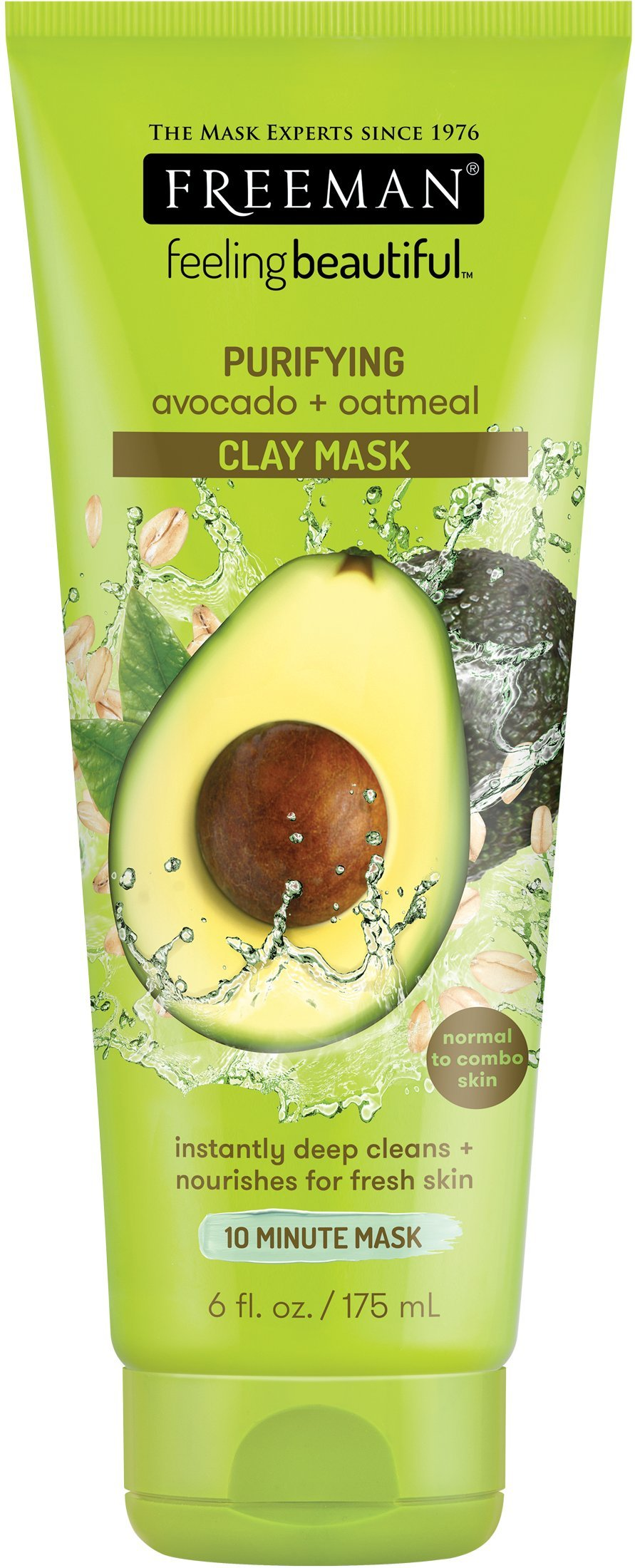 Freeman Feeling Beautiful Avocado Oatmeal