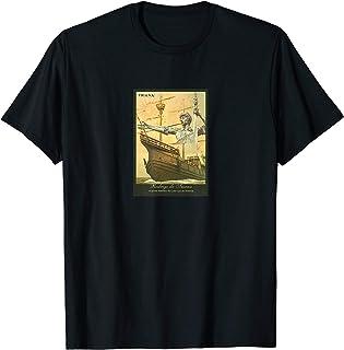 Rodrigo de Triana Tierra Tierra graphic image tee shirt