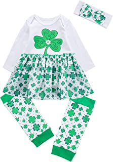 Best st patrick's day first birthday outfit Reviews