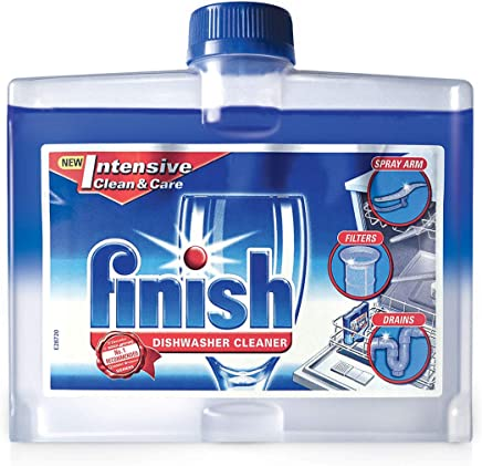 Finish Dishwasher Machine Cleaner, 250ml