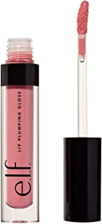 (270ml, Sparkling Rose) - Elf Cosmetics Lip Plumping Gloss, Sparkling Rose, 270ml