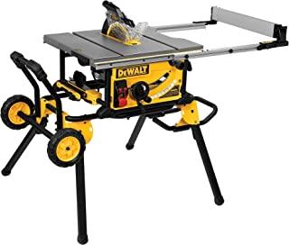 DEWALT 10-Inch Table Saw, 32-1/2-Inch Rip Capacity (DWE7491RS)
