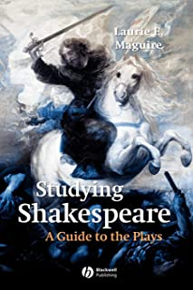 Studying Shakespeare A Guide to Plays P