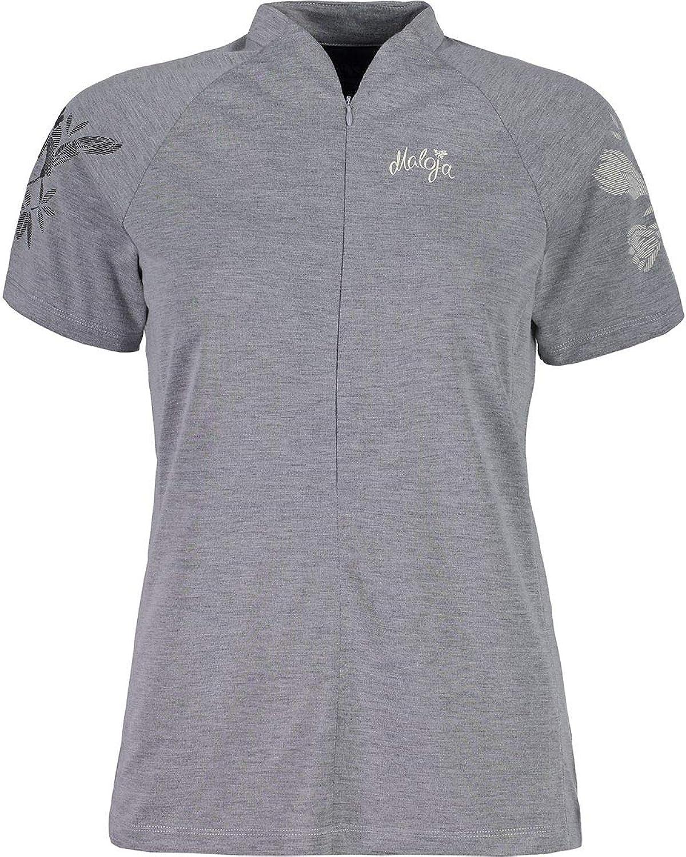 Maloja Damen Short Sleeve All Mountain Shirt Shirt Jersy Multisport