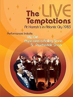The Temptations - Live at Harrah's in Atlantic City