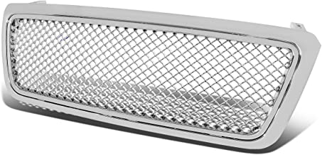 DNA Motoring GRF-043-CH Front Bumper Grille Guard
