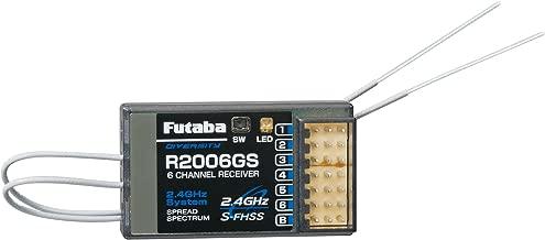 Futaba R2006GS 2.4GHz 6-Channel S-FHSS Receiver