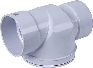 Oatey 43908 PVC Backwater Valve, 6-Inch