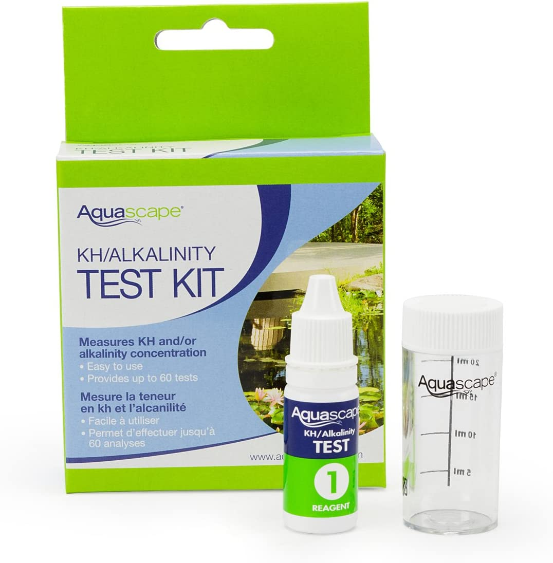 Aquascape Manufacturer regenerated product 96019 Water Test Kit KH Cheap mail order shopping Pond for Garden and Alkalinity
