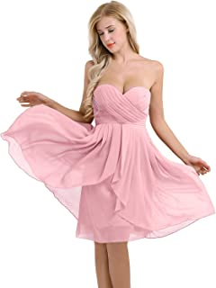 20d074a7591cc1 Amazon.fr : Robe Bustier Rose