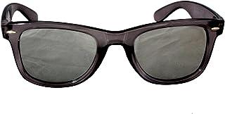 3294001f24 Foster Grant FG24 Unisex Way Forma estilo gafas de sol Gris marco y armas  de plástico