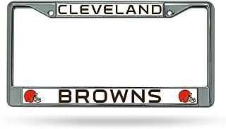 db55a34e Amazon.com: cleveland browns license plate frame