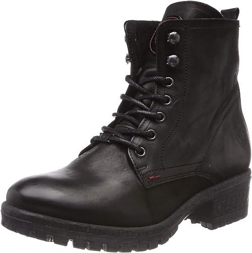 negro 262 312, botas Militar para mujer