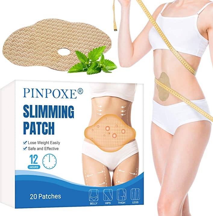cerotto dimagrante patch dimagrante anticellulite patch slim patch belly slimming patch 20 pezzi pinpoxe b08twbbl54