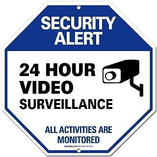 Best camera surveillance signs Reviews