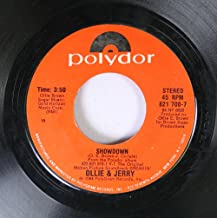 Ollie & Jerry 45 RPM Showdown / Breakin' ...Theres No Stopping Us
