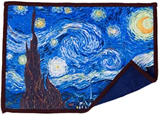 Screen Cleaning Cloths for iPad - Starry Night Van Gogh Smartie