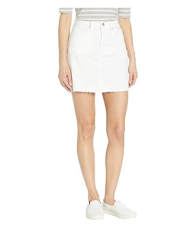 Mavi Jeans Lindsay Skirt in Double White (Double White) Women