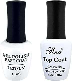 Duo Pack - Base Coat Sina + Top Coat Sina