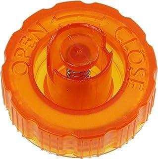 Dimplex - Tapa para botella de agua, color naranja