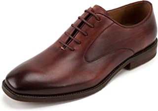 [WEWIN] ビジネスシューズ メンズ 革靴 本革 内羽根 プレーントゥ スクエア 紳士靴 オフィス カジュアル ドレスシューズ 通気 防滑 ファッション