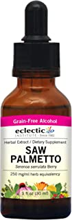 Eclectic Saw Palmetto O, Pink, 1 Fluid Ounce