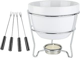 Best small fondue pot candle Reviews