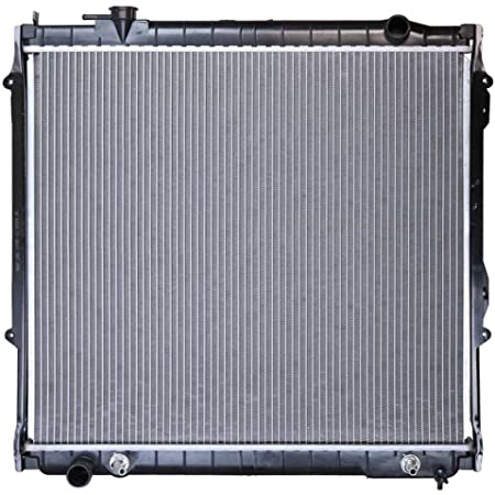 AutoShack RK678 25.5in. Complete Radiator Replacement for 1995-2004 Toyota Tacoma 2.7L 3.4L