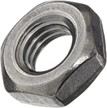 "30 pcs 2/""-12 Thin Hex Jam Nuts Hot Formed Steel Zinc"