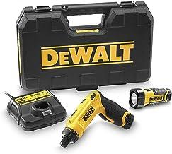 DeWalt DCF680G2F - Atornillador ajustable de batería (7,2 V, 1 Ah, ion de litio)