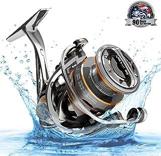 Cadence CS8 Spinning Reel, Ultralight Fast Speed Premium Magnesium Frame Fishing Reel..