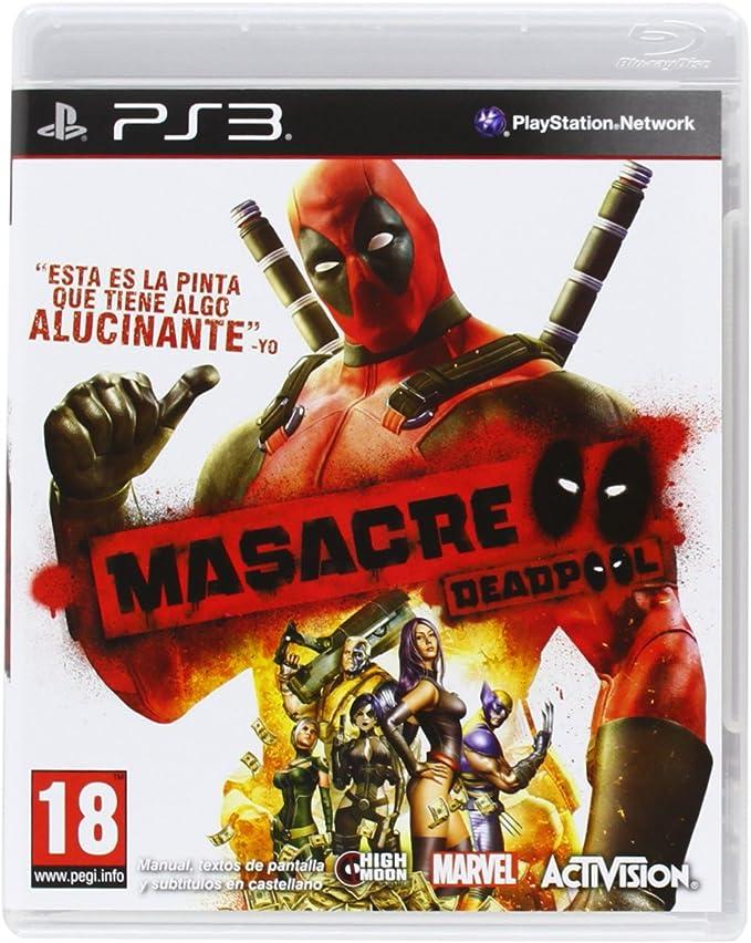 Masacre: Amazon.es: Videojuegos