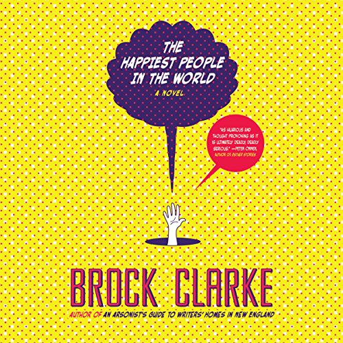 Happiest People in the World audiobook cover art