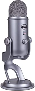 (Space Gray, USB Microphone) - Blue Yeti USB Microphone - Space Grey