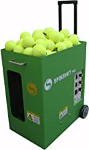 Spinshot Pro Tennis Ball Machine (The Best Model for Easy Use)