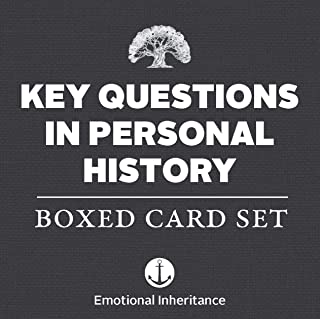 Key Questions in Personal History: Boxed Card Set