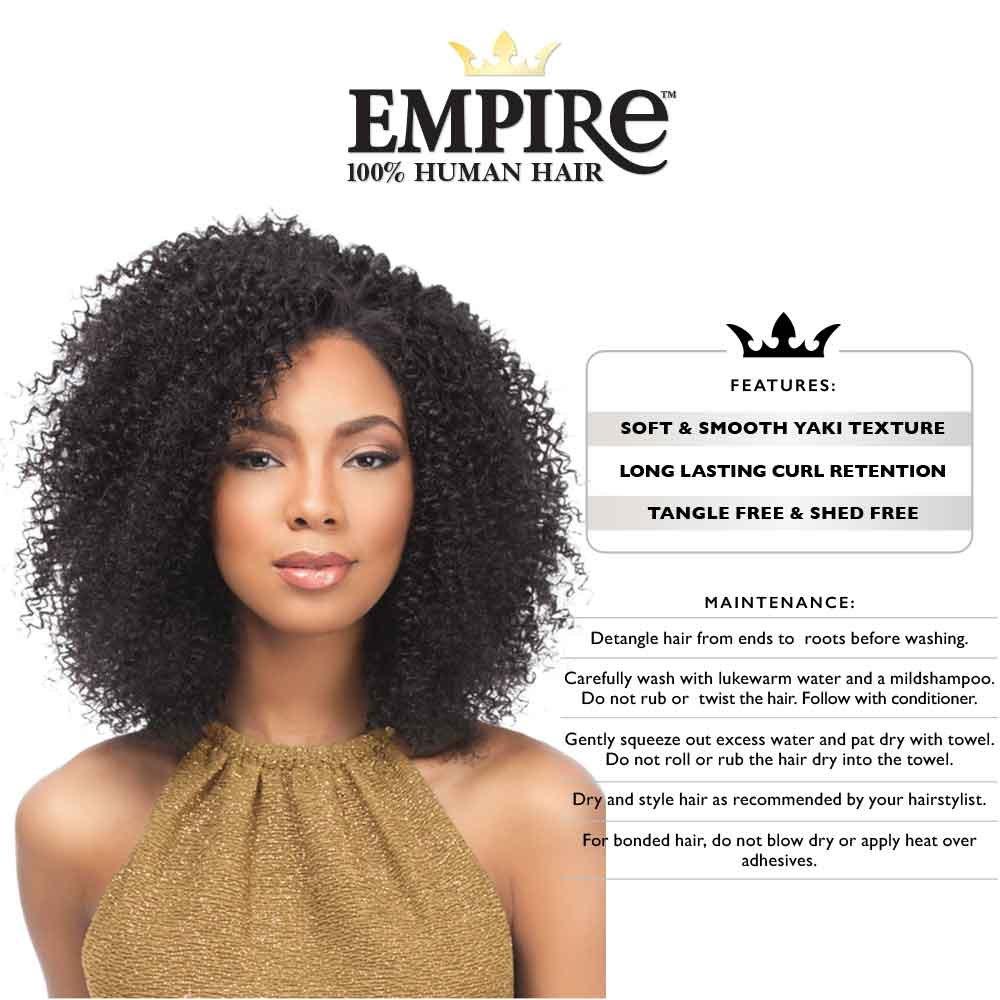 Empire Choice Bohemian Wave Weaving Hair 100% 12