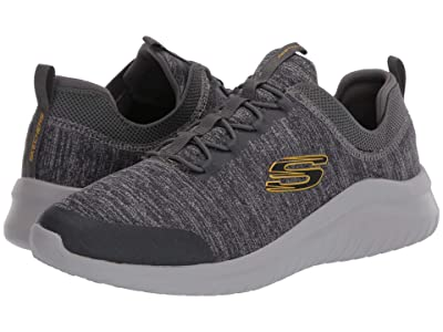 SKECHERS Ultra Flex 2.0 Fedik (Gray) Men