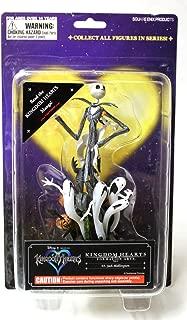 Disney Square-Enix Kingdom Hearts Series 1 Formation Arts Figure Jack Skellington [Blister Card]