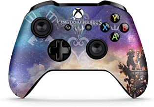 Xbox One S Wireless Controller Pro Console - Newest Xbox Controller Bluetooth with Soft Grip & Exclusive Customized Version Skin (Kingdom Hearts City)