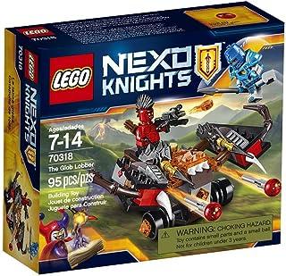 Lego Nexo Knights - Catapulta de Lodo, Juegos